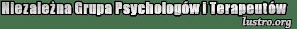 Psycholog, Psychoterapeuta – Psychoterapia psychodynamiczna