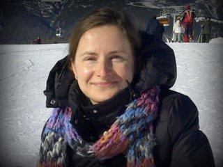 Iwona Wietrzyk - psycholog, psychoterapeuta