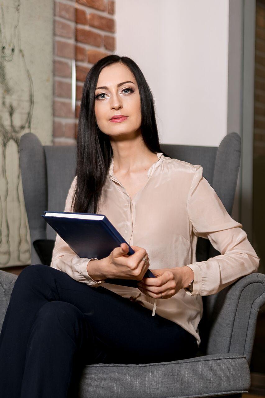 Psycholog Psychoterapeutka - Gabinet psychoterapeutyczny wKrakowie
